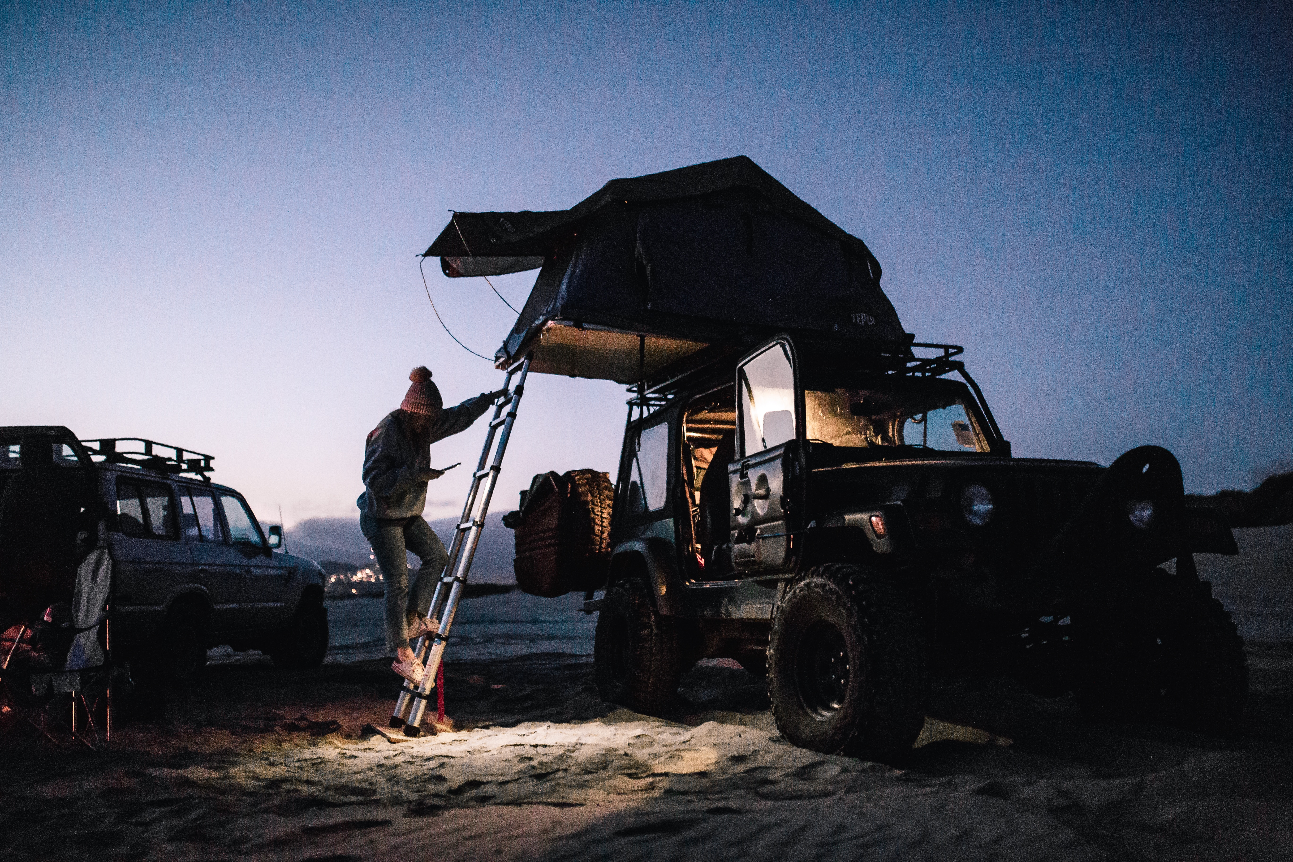 Oakura Bay, Northland camping rules