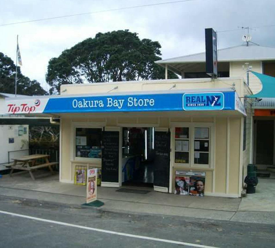 Oakura Bay Store, Whangaruru, Northland