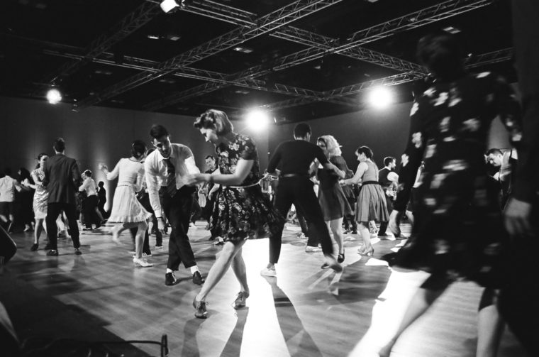 Social dances held at Oakura Bay, Northland